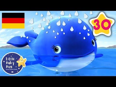der-kleine-blaue-wal-|-kinderlieder-|-little-baby-bum-deutsch-|-kinderreime-für-kinder