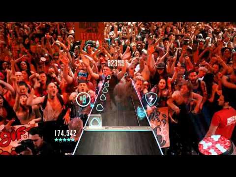 Club Foot - Kasabian Expert Guitar Hero Live 100% FC