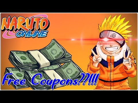 How To Get Coupons For Free? | Naruto Online
