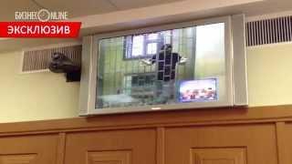 Сергей Еретнов рассказал в суде, кто сдал его силовикам
