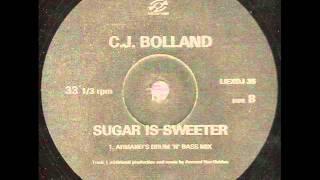CJ BOLLAND   SUGAR IS SWEETER  ARMAND