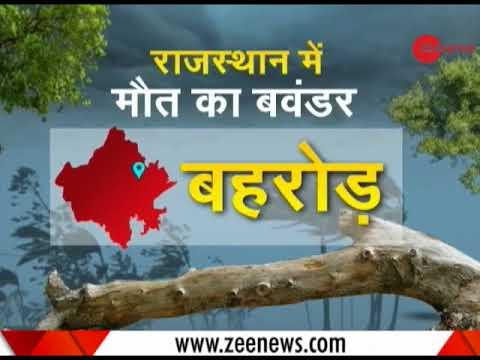 Deshhit: Massive storm wreaks havoc across north India
