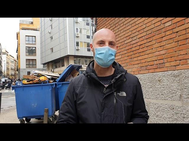 El PSOE demanda una campaña de refuerzo de la recogida selectiva de residuos tras la nevada
