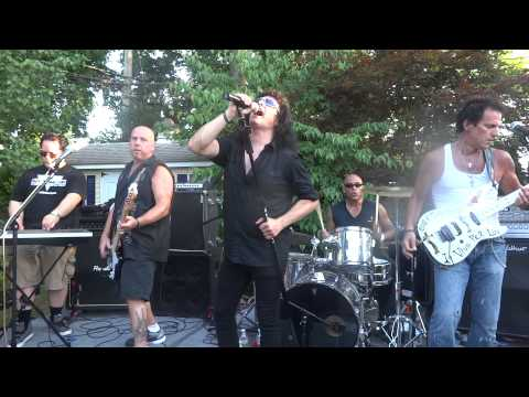 NEON KNIGHTS DIO TRIBUTE BAND - HEAVEN AND HELL - ROCKAROLLA RETIREMENT - LI, NY - 7/6/13