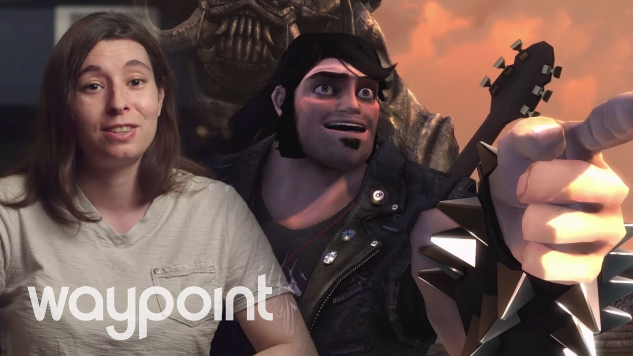 Jack black's unapologetically metal 'brutal legend' guide to.