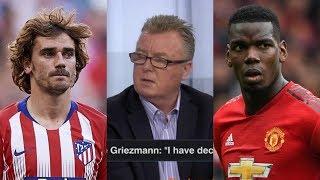 [FULL] ESPN FC 05/14/2019 | Antonio Griezman leave Aletico Madrid and Paul Pogba leave Man United