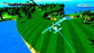 Wii Sports Resort - Airsports - Island Flyover 3 - Best For Kids - Happy Kids Games And Tv - 1080p