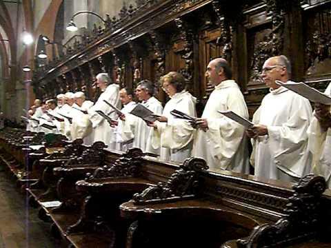 Agnus Dei, Messa da Requiem in canto gregoriano
