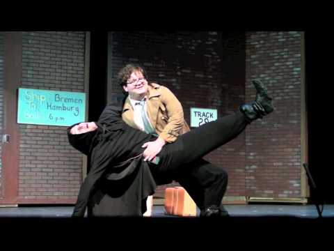Rogue Music Theatre presents 'Young Frankenstein'