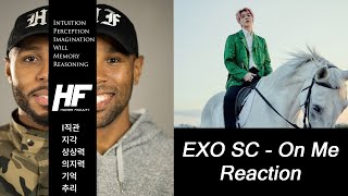 Download EXO SC 세훈&찬열 'On Me' Track MV SEHUN Reaction Higher Faculty