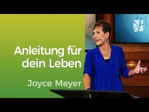 Sprüche 3: Anleitung für ein lebenswertes Leben – Joyce Meyer – Mit Jesus den Alltag meistern