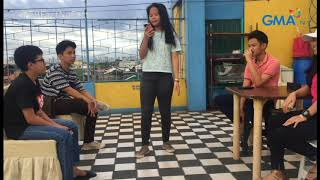 Filipino Project - Game Show - Celebrity Bluff (Parody)