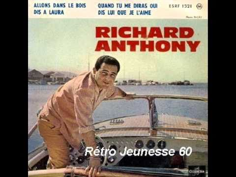 Dis - Lui Que Je L'Aime - Richard Anthony - ('' Tell Laura I Love Her'')