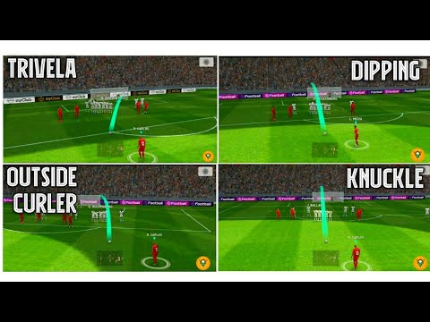 6 TYPES OF FREEKICK YOU ARE  MISSING IN PES 20 MOBILE | Ft  TRIVELA, KNUCKLE.. | FULL TUTORIAL VIDEO