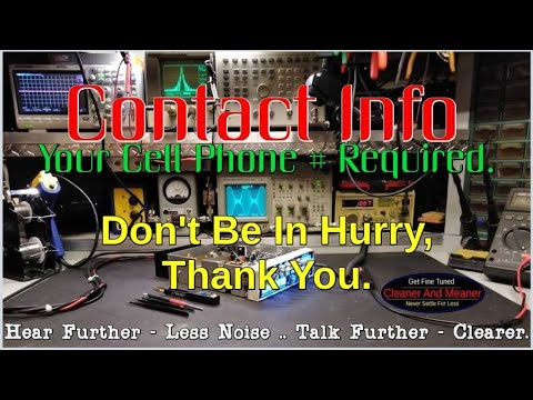 FINE TUNE CB RADIO SHOP ..  Contact Information below .. NEW SALES ONLY .. NO TIRE KICKERS!