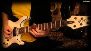 Fort Boyard (Guitar Metal Cover) \ Форт Боярд (кавер электрогитара)