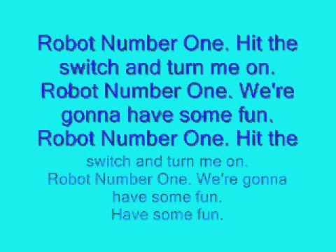 Hi5 Robot No 1 Lyrics.wmv