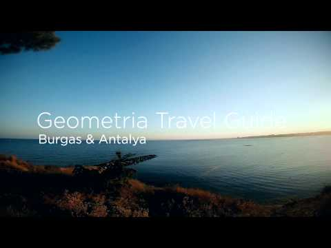 Geometria Travel Guide / Burgas & Antalya / Trailer