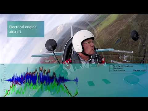 Rolls-Royce | Reduced noise with electric propulsion