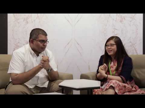 HOMEDEC Talks with Ramesh Seshan