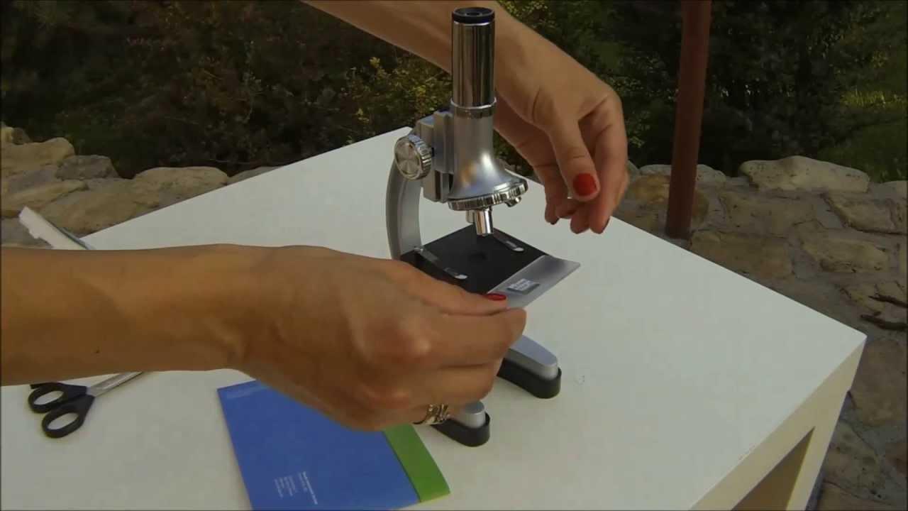 Test mikroskopu dla dzieci bresser optik biotar dlx youtube