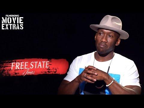 Mahershala Ali talks about Free State of Jones 2016