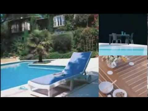 Grosfillex Commercial Resin Furniture for Pools, Patios, Restaurants, and CafesOverview