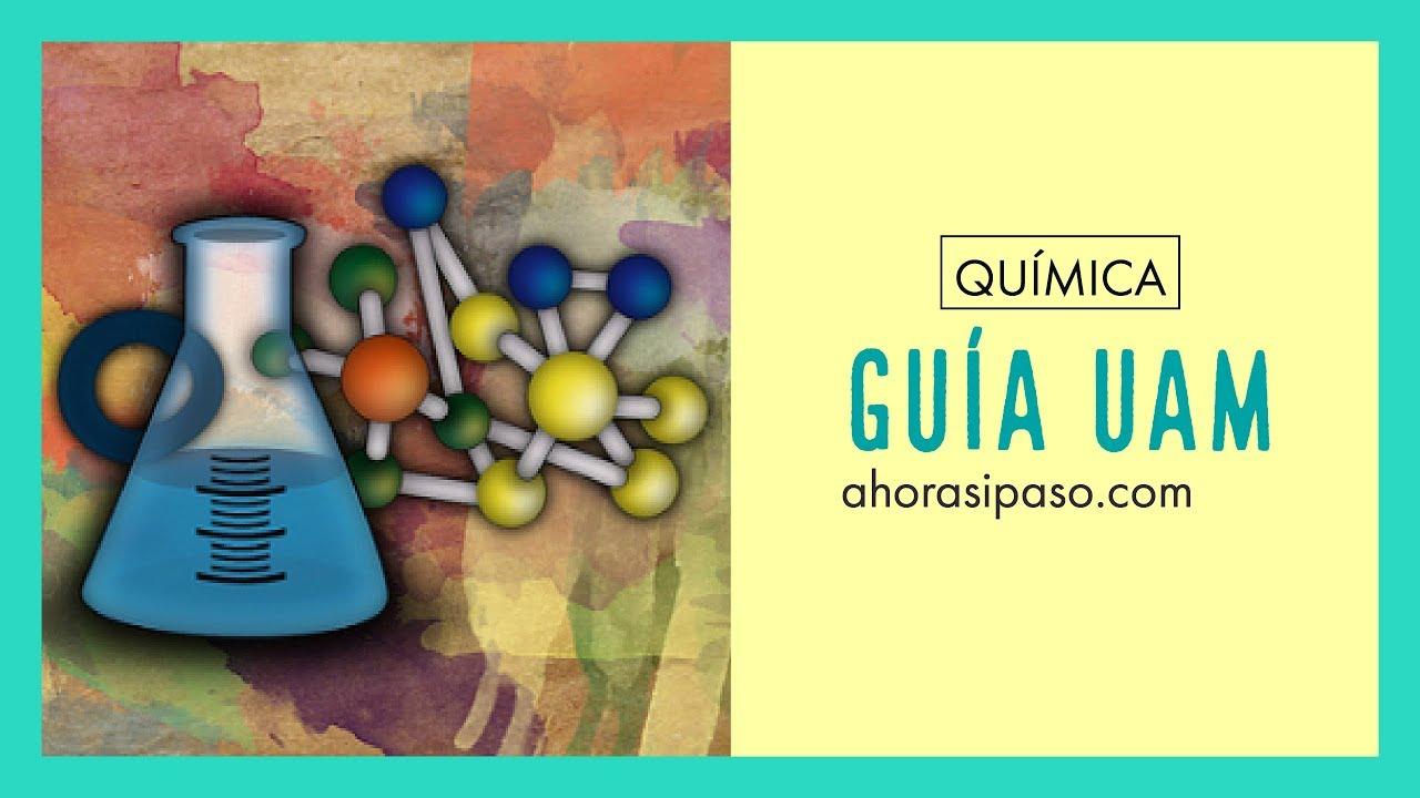 Gua para el examen de seleccin a la uam qumica elementos gua para el examen de seleccin a la uam qumica elementos urtaz Image collections