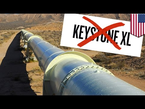 Keystone XL explained: Why the planned Alberta-Nebraska oil pipeline is so controversial - TomoNews