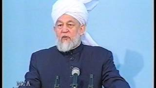 Urdu Khutba Juma on April 24, 1998 by Hazrat Mirza Tahir Ahmad