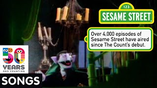Sesame Street: The Song of the Count | Sesame Street Rewind