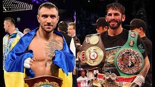 Vasyl Lomachenko vs Jorge Linares fight set #LDBC