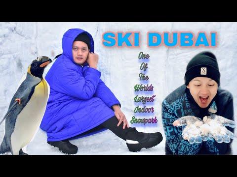 SKI DUBAI: One of the World's Largest Indoor Snow Park