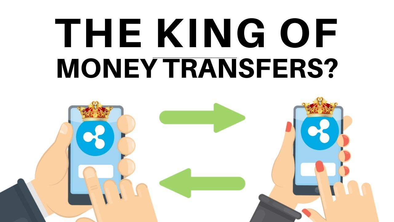 XRP: The King of Money Transfers? GIVEAWAY WINNERS! - Today's Crypto News