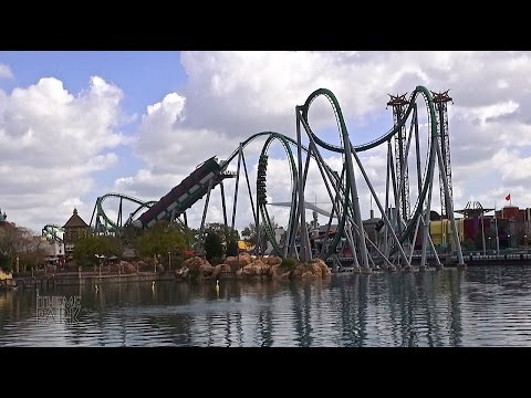 Islands of Adventure 2015 Tour and Overview | Universal Orlando Resort Florida