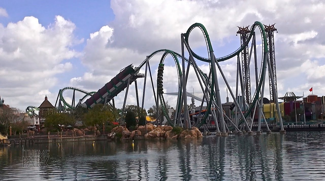 Islands of Adventure 2015 Tour and Overview  Universal Orlando