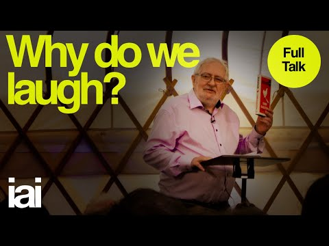 Why Do We Laugh? | Full Talk | Terry Eagleton