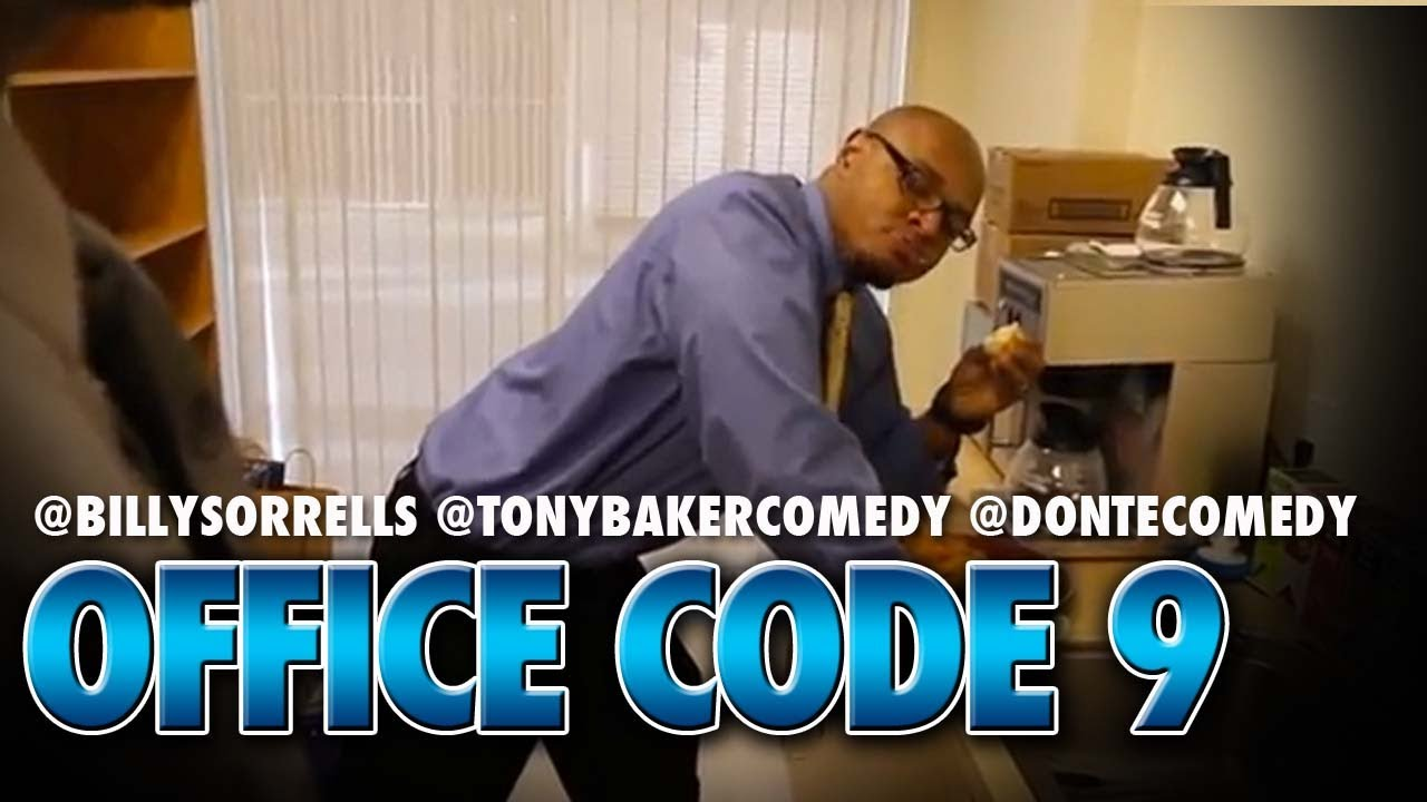 How To Eat Lunch At Work Office Code 9 At Tonybakercomedy