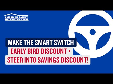 Make The Smart Switch And Save Big | American Family Insurance