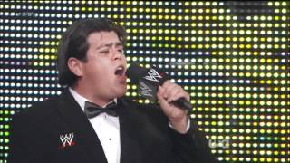 Alberto Del Rio Entrance - RAW Return 2012