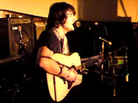 Liam Fray (Courteeners) - Starlings [Elbow Cover] Acoustic