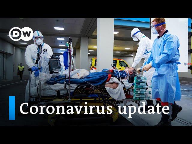 European countries rush to slow spread of COVID | Coronavirus update