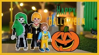 Playmobil | HAPPY HALLOWEEN | Film | Deutsch | Family Hobbs