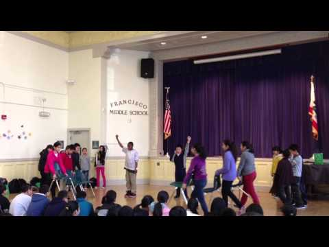 Francisco Middle School Performance – February 2014