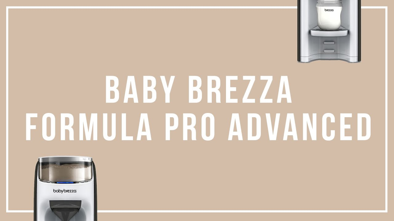 Baby Brezza Formula Pro Advanced Review Keurig For