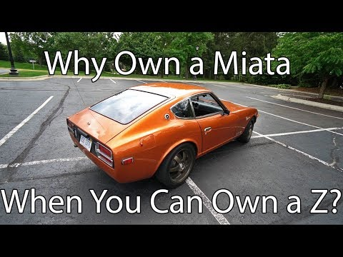 Datsun 280Z Review  - THE BEST DRIVERS CAR. EVER!