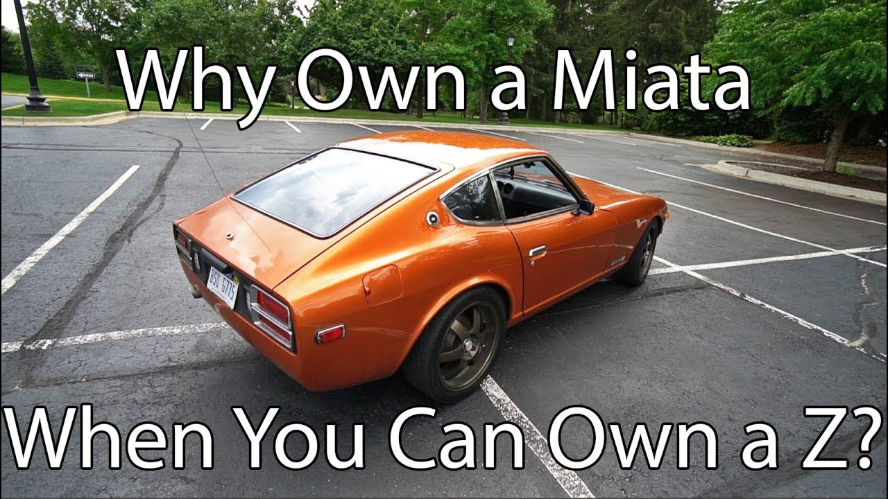 Datsun 280Z Review - THE BEST DRIVERS CAR. EVER! - The JDM ...