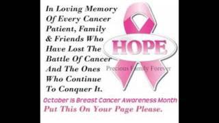 Cancer Awareness Slogan