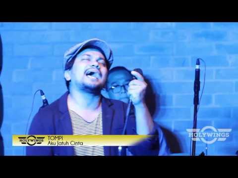 Tompi - Aku Jatuh Cinta live at Holywings Indonesia PIK