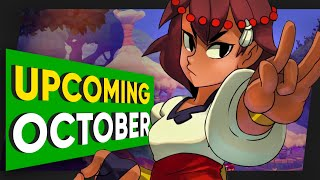 20 Upcoming Games of October 2019 on PC, PS4, Switch, and Xbox One